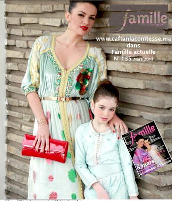 Caftan la comtesse - Stylistes - Casablanca a44ba56271a